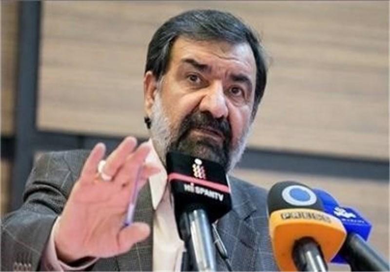 Iran's Rezaei Hammers Mahmoud Abbas for Meeting MKO Chief