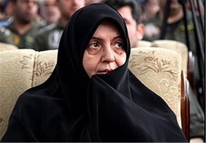 همسر شهید بابایی به دیار باقی شتافت