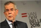 وان در بلن رئیس جمهور اتریش
