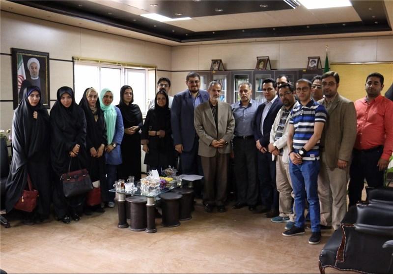 برگزاری نشست کانون حرفهای رسانه با حضور خبرنگاران حوزه سیاست خارجی