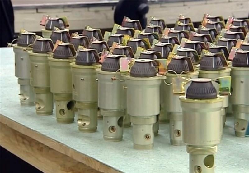 خط تولید فیوز موشک و راکت