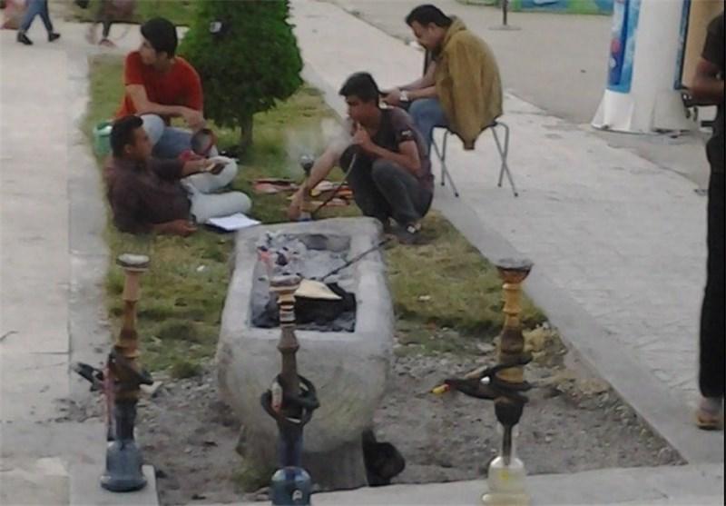 اجرای طرح بسیج جمعآوری قلیان از پارکهای همدان تشدید میشود