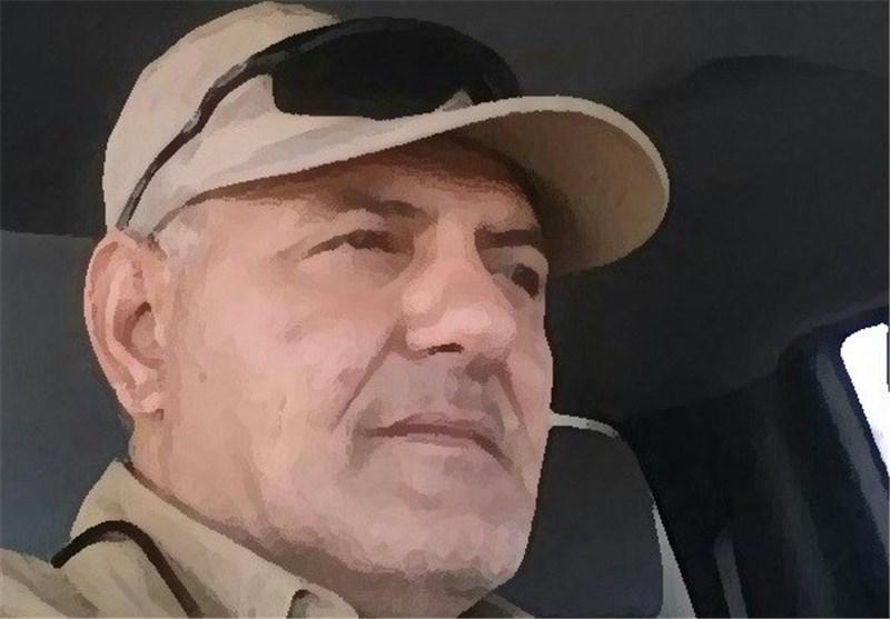 شهید سید جاسم نوری، از شهدای مدافع حرم خوزستان