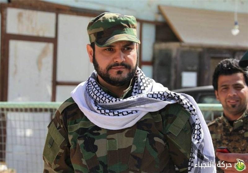 شیخ اکرم الکعبی حرکه النجباء