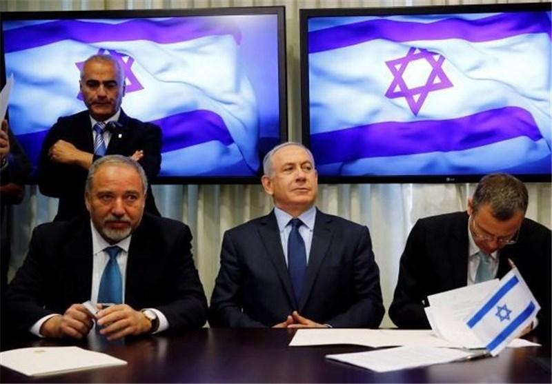 نتانیاهو لیبرمن