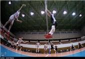 حاشیههایی از حضور والیبال ایران در توکیو + تصاویر