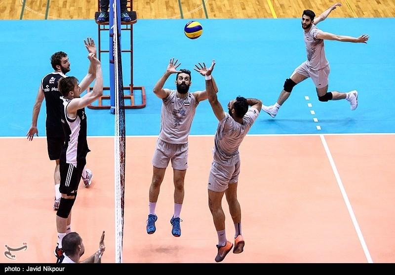 والیبال ایران بدون مصدوم در انتخابی المپیک
