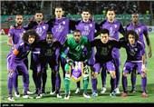 دیدار تیم های فوتبال ذوب آهن و العین امارات