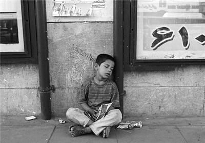میانگین سن ورود کودکان به کار خیابانی 10 سالگی است