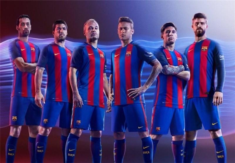 کانال تلگرام تیم بارسلونا