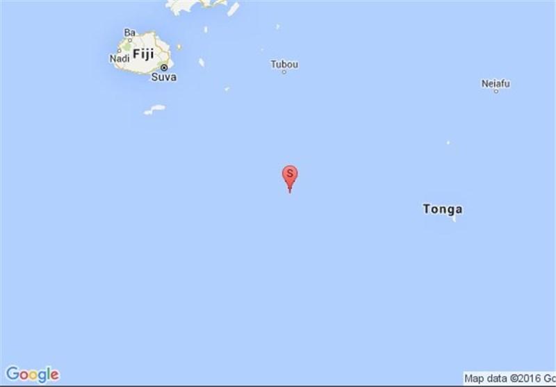 زلزلهای 8.1 ریشتری سواحل فیجی در اقیانوس آرام را به لرزه انداخت