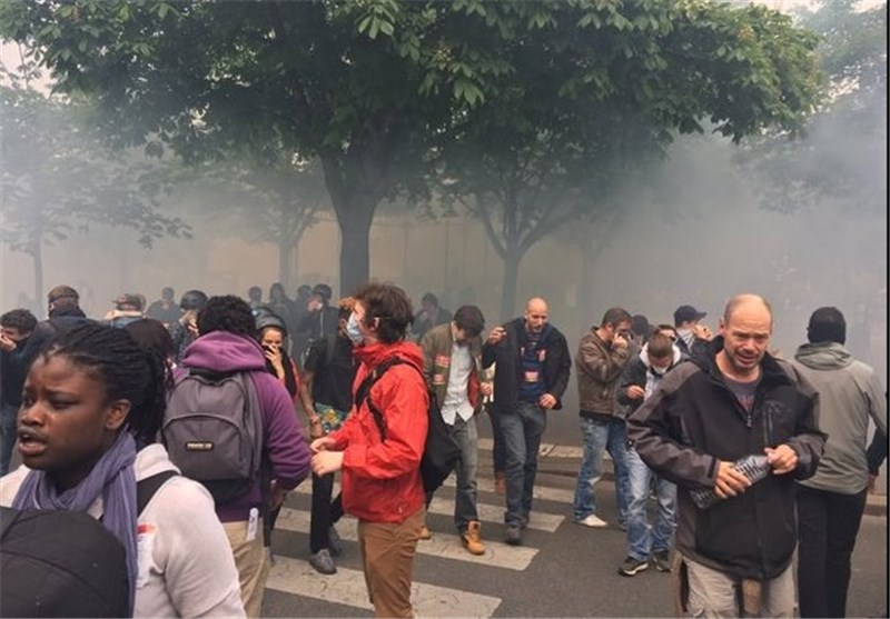 France Protests: Dozens Detained in Clashes with Police