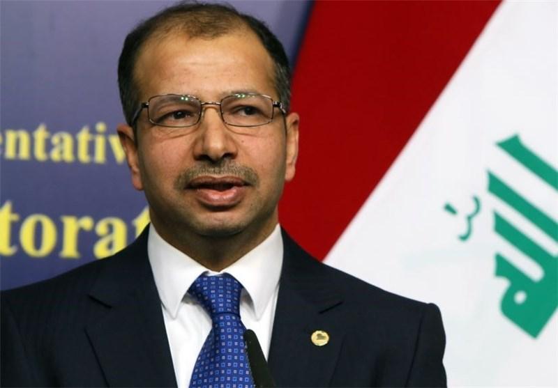 الجبوری: حمایت از آرمان فلسطین وظیفه سران مجالس اسلامی است