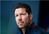 سیمئونه: 11 بازیکن ما در محوطه جریمه رئال مادرید خواهند بود