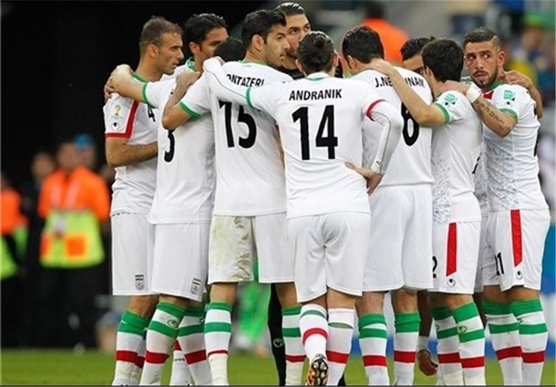 Iran Canceled Football Friendly with Iraq