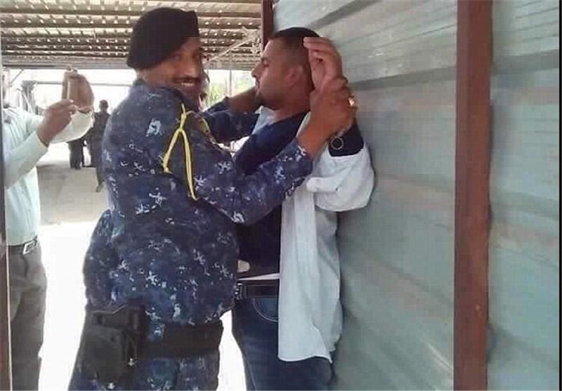 پلیس خندان عراقی