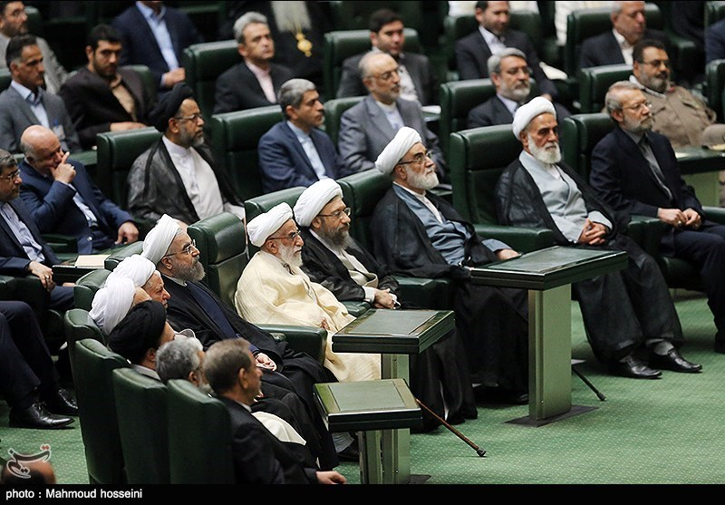 اولین جلسه نمایندگان دوره دهم مجلس شورای اسلامی