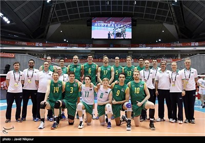 Iran Beats Australia at Olympic Qualification Tournament