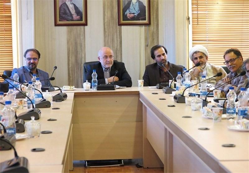 نشست شورای مرکزی ارزشیابی و نظارت بر نمایش