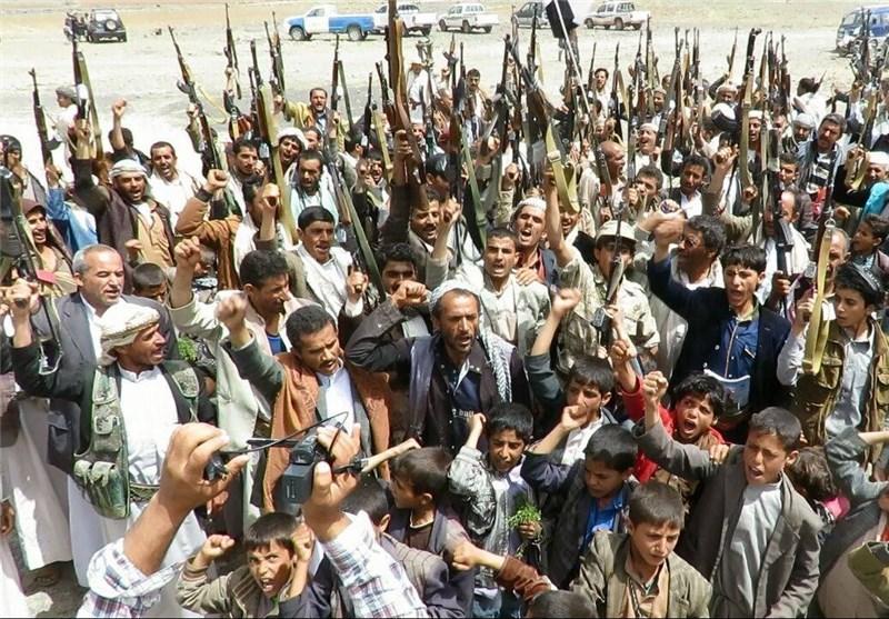 تظاهرات یمنی ها