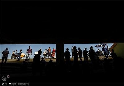 المرحلة الأخیرة من سباق الخیول فی محافظة کلستان