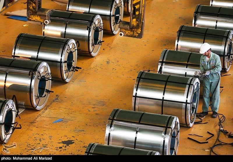 افزایش 23 درصدی تولید شمش فولاد در کشور