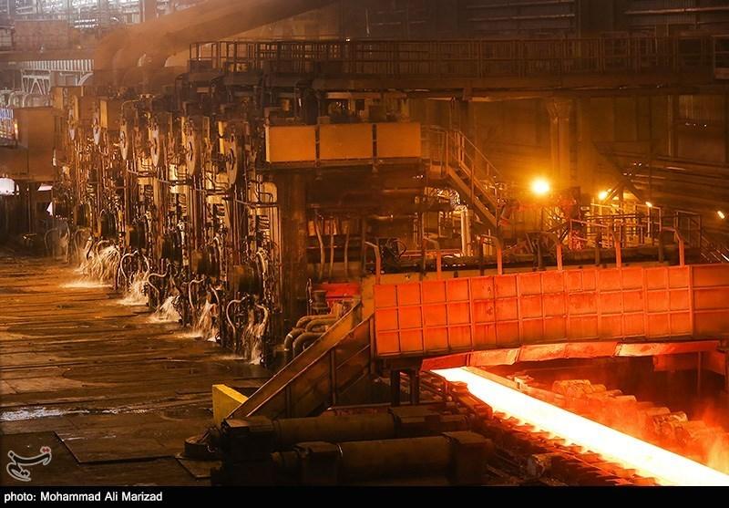 کارخانه فولاد مبارکه اصفهان