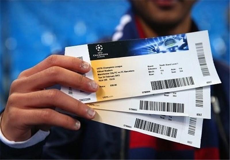 بازار سیاه فروش بازی فینال لیگ قهرمانان اروپا در میلان تا 1200 پوند هم رفت