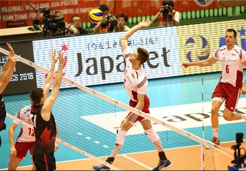 والیبال لهستان
