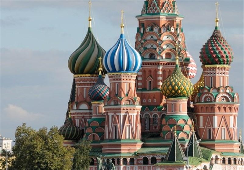 میدان سرخ روسیه مسکو