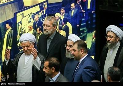 مجلس الشورى الإسلامی یفتتح اولى جلسات دورته العاشرة (1)