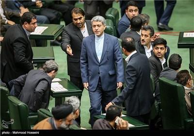 مراسم افتتاحیه دهمین دوره مجلس شورای اسلامی (2)