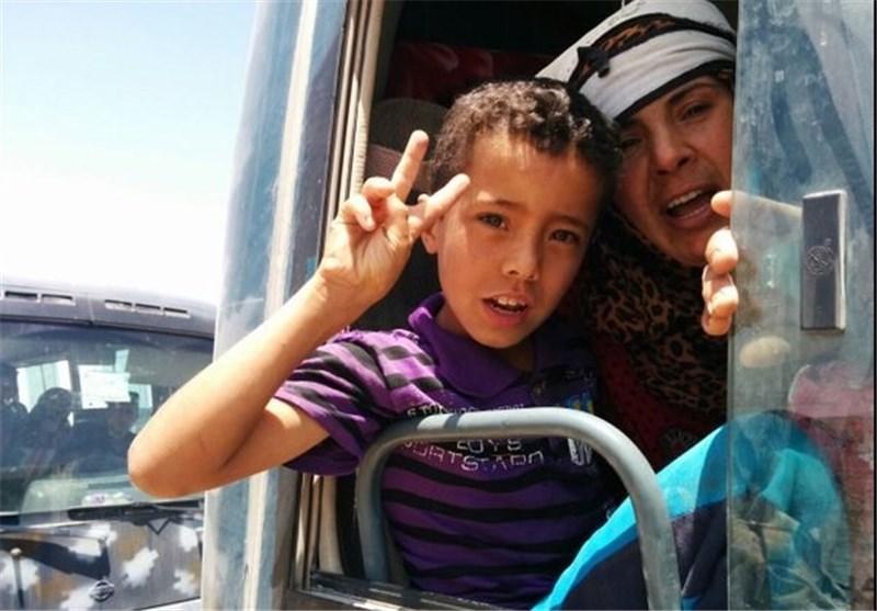 بالصور.. تلاحم القوات العراقیة مع اهالی الفلوجة