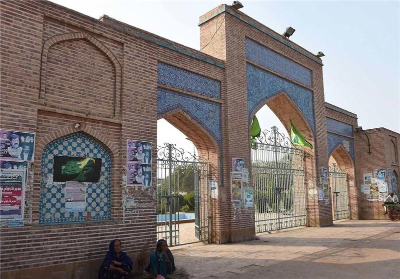 مسجد شاهجهان7