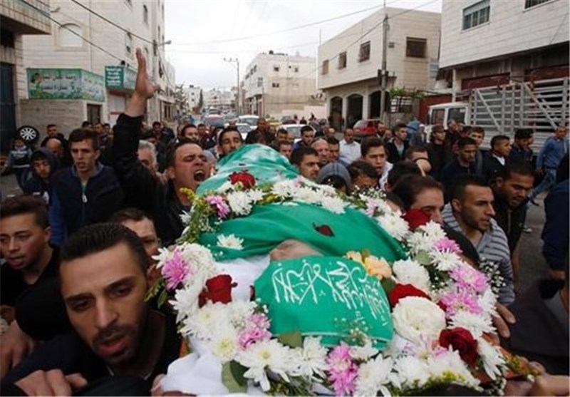 Funeral Held for Palestinian Youth Killed by Israeli Soldier