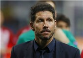 سیمئونه: حرفهایی که بعد از فینال لیگ قهرمانان درباره آیندهام زدم، جدی نبود