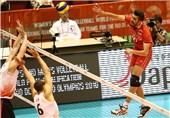 پیروزی حماسی تیم ملی والیبال مقابل کانادا/ مردان ایران بازی باخته را بردند