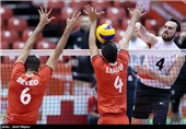 دعوت روسیه و برزیل از والیبال ایران برای انجام بازی دوستانه
