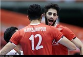 Iran Volleyball Storms Back to Defeat Canada at Olympic Qualification