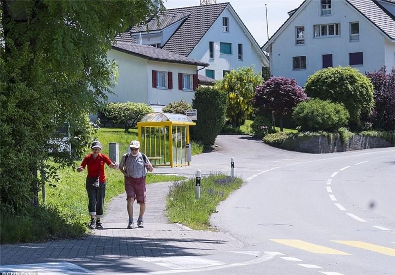 روستایی در سوئیس