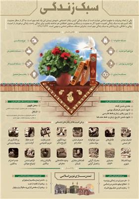 اینفوگرافیک/ سبک زندگی ایرانی اسلامی