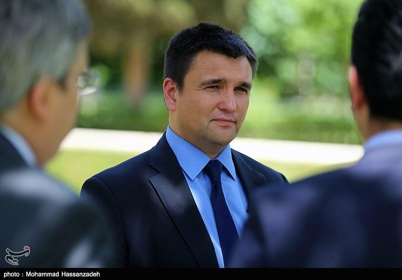 گفت و گوی اختصاصی تسنیم با وزیر خارجه اوکراین