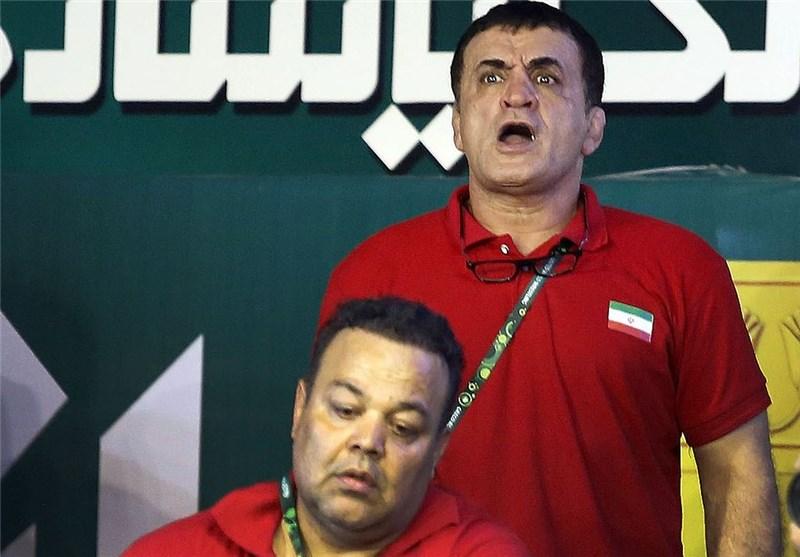 بنا: سرحال نبودن سوریان به خاطر فشار تمرینات بود/ ترکیب تیم در روز آخر مشخص میشود