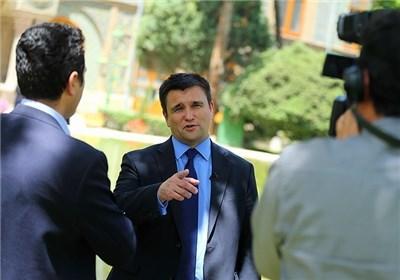 گفت و گوی تسنیم با وزیر خارجه اوکراین