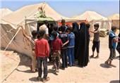 IŞİD Teröründen Kaçan Felluce Halkı