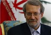 لاریجانی انتصاب رئیس دفتر سیاسی جنبش مقاومترا تبریک گفت