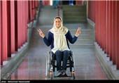 زهرا نعمتی بهترین ورزشکار ماه سپتامبر شد + عکس