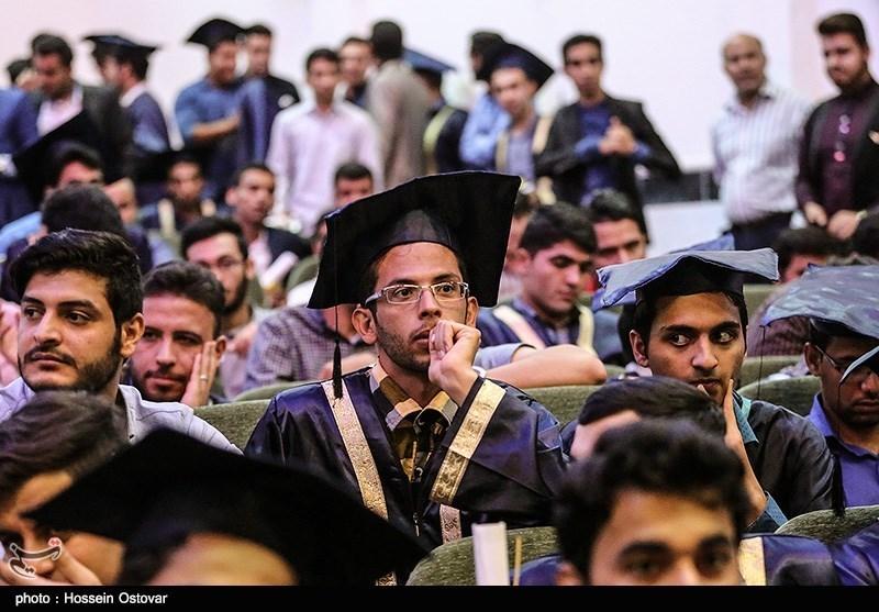 نخسیتن جشن فارغ التحصیلی دانشگاه فرهنگیان بوشهر
