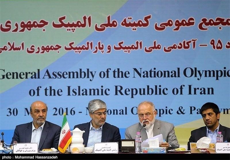 شهنازی: نامهنگاریهای IOC فقط برای ایران نیست/ کمیته ملی المپیک علیه وزارت ورزش نخواهد بود/ کار گودرزی عاقلانه بود