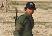 خبرنگار عراقی فلوجه